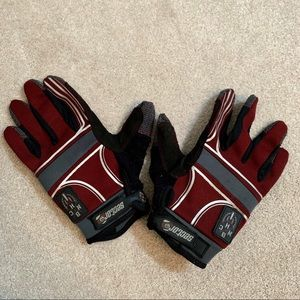 Sector 9 longboard slide gloves with pucks